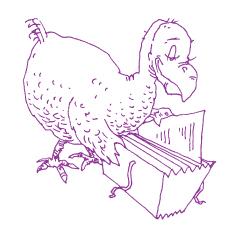 HSB dodo