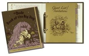 Dodo Book of the Big Day - Wedding Planner